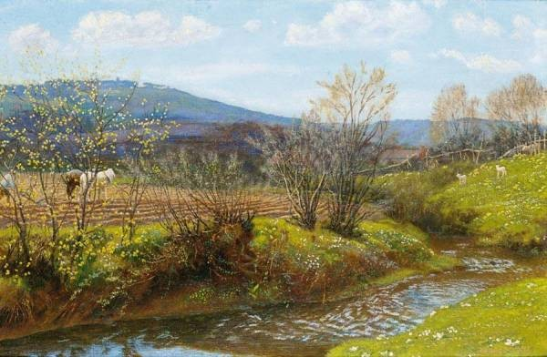 A Spring Afternoon